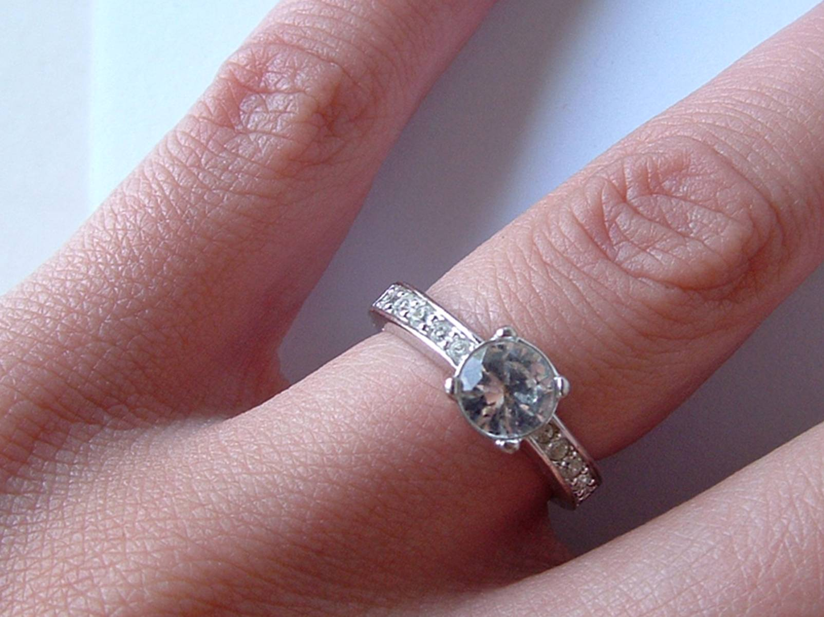 Because Diamonds Are Valuable They Should Be Scheduled Separately Onto An Insurance Policy So That Re Covered